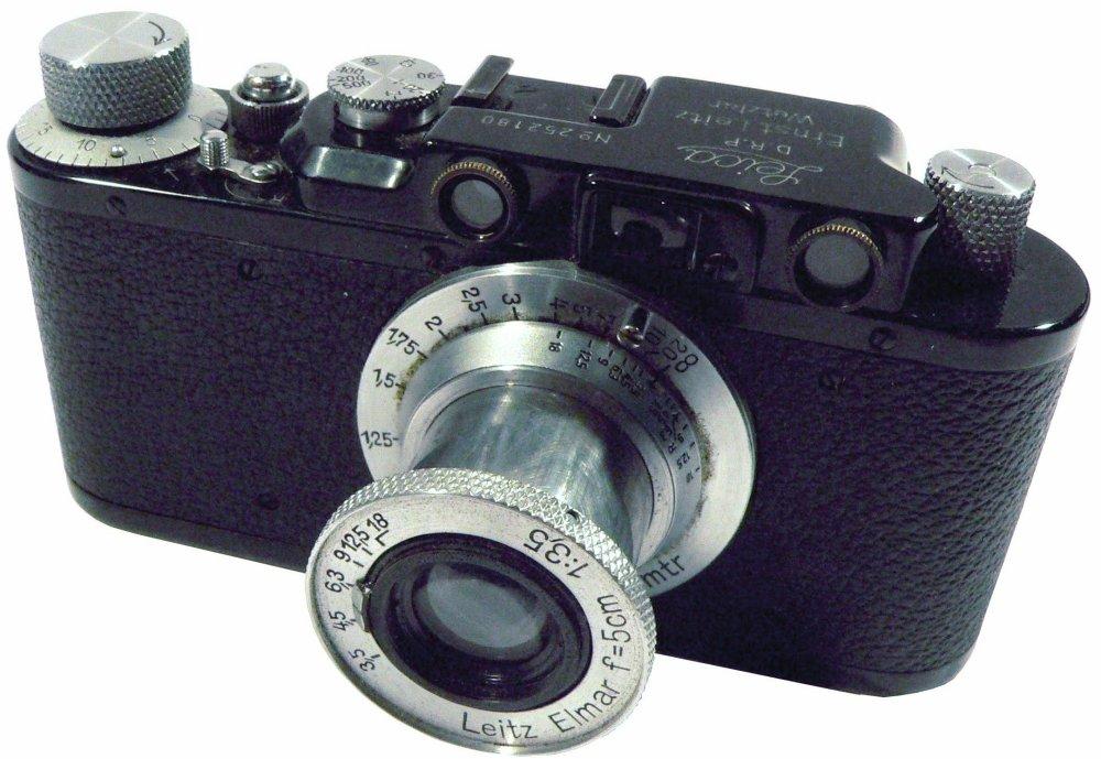 Historia aparatu fotograficznego