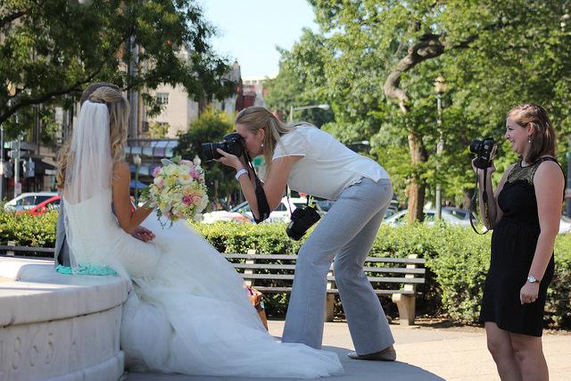 Fotografia ślubna – ciężki kawałek chleba
