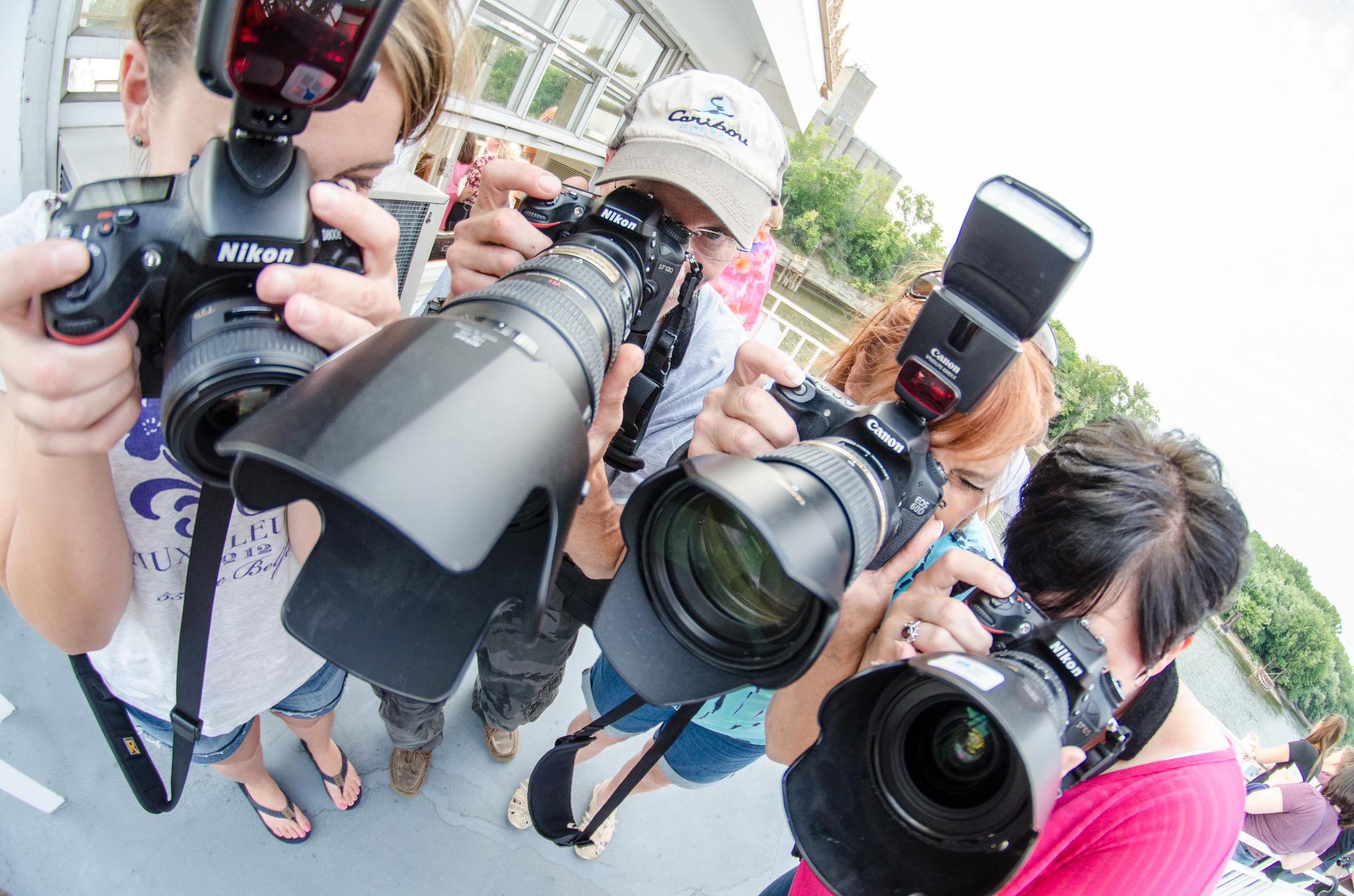 Typy fotografów cz. II