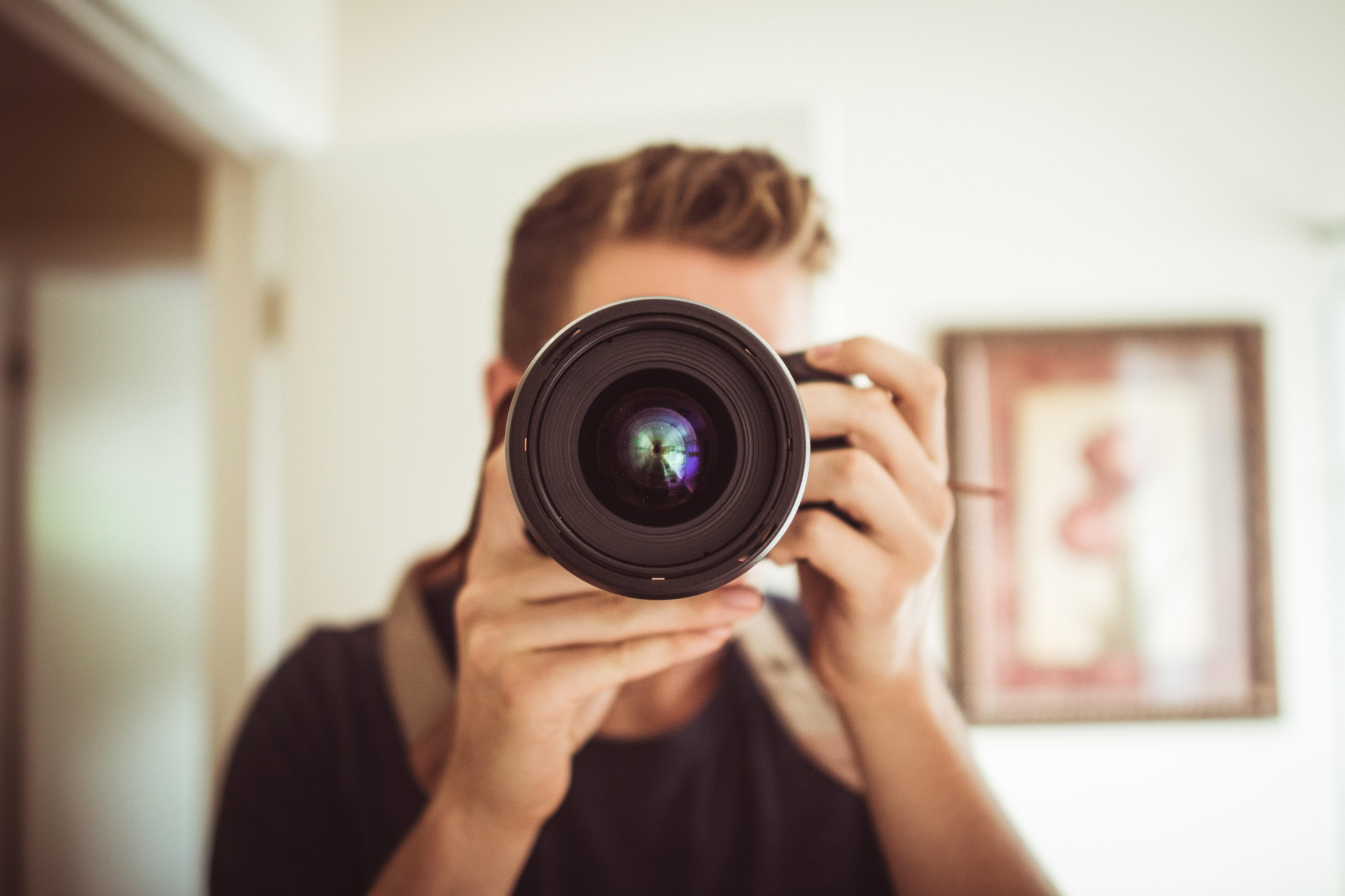 Fotograf – zawód z pasją